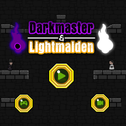 Darkmaster And Lightmaiden
