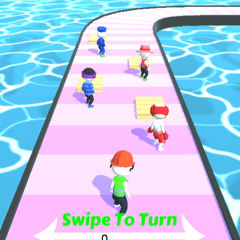 Shortcut Run 3D